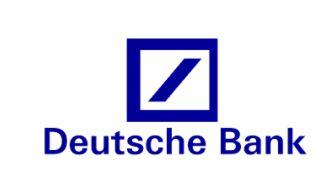 Een van onze klanten is de Deutche Bank