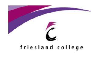 Een van onze klanten is het Friesland College
