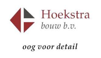 Een van onze klanten is Hoekstra Bouw uit Noordhorn