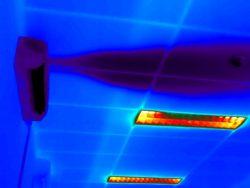 Thermografie bij koel installaties