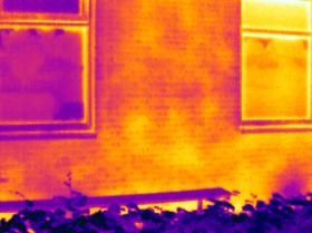 Energiekeurplus maakt gebruik van thermogarfie bij isolatie controle
